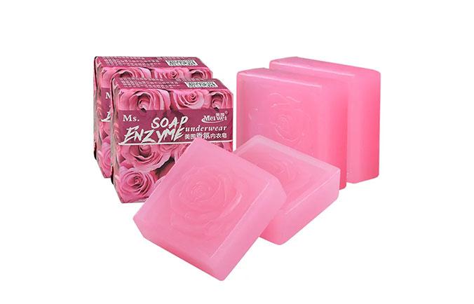 美围香氛内衣皂