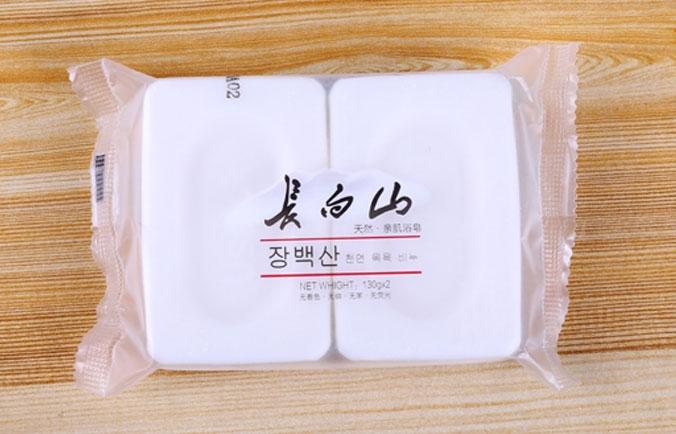长白山香皂